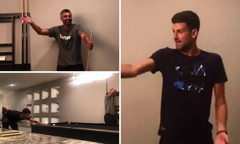 Novak spustio Goranu: Tako je, bre! Njemu je potrebna pomoć