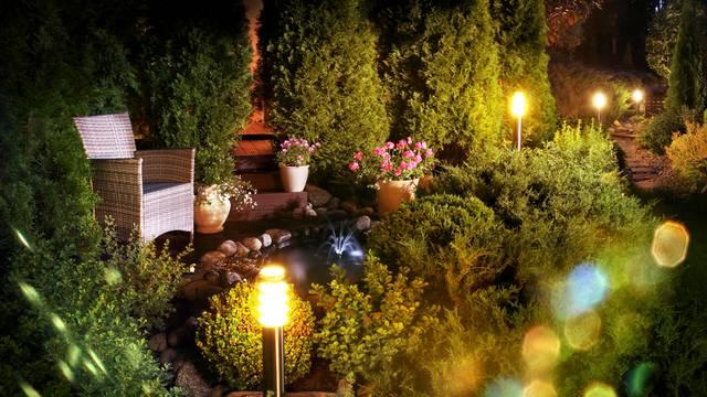 Noćna bajka u vašem vrtu? Moguća je uz ove savjete