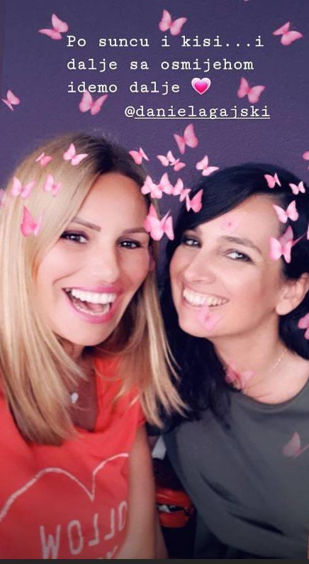 Iva Todorić piše motivacijske poruke za svoje prijateljice
