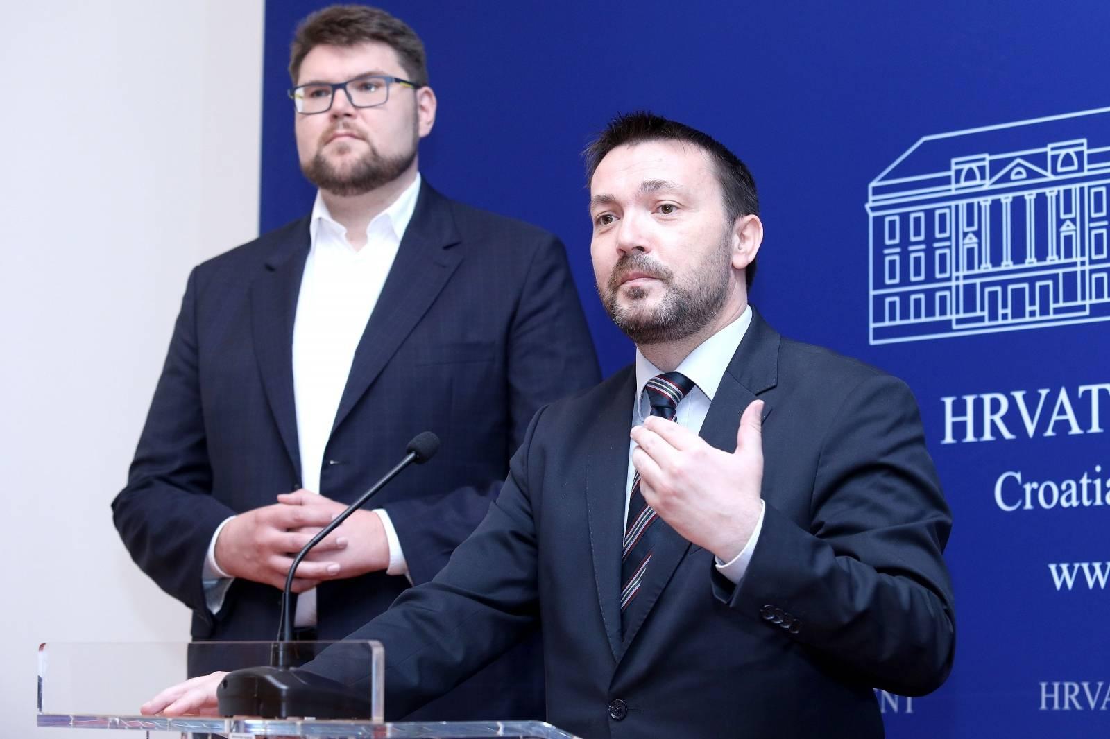 Zagreb: Arsen Bauk i Peđa Grbin govorili o sukobu interesa