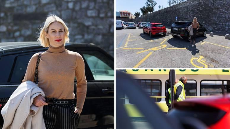 'Nisam ja bahata, nego oni koji mi žele naplatiti parking mimo zakona i zato pružam otpor'