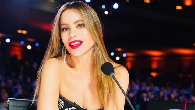 Vergara je najplaćenija glumica
