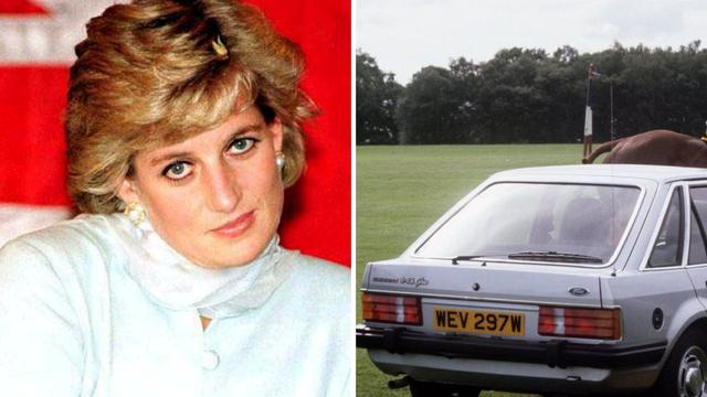 Auto koji je princ Charles kupio za princezu Dianu prodan je na aukciji za više od 60 tisuća eura