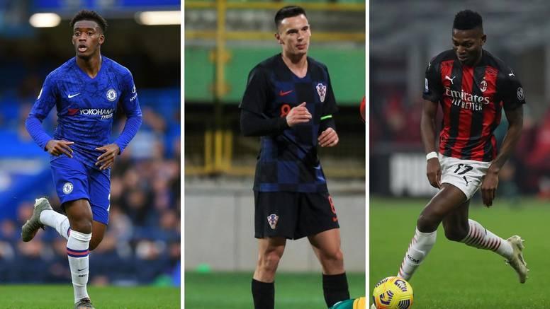 Hrvatska U21 na Euru na asove Milana, Chelseaja, Bayerna...