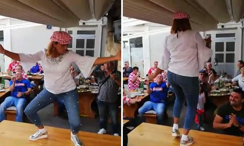 Uh, bilo je za-tre-sito! Vatrena Venezuelanka plesala u Splitu