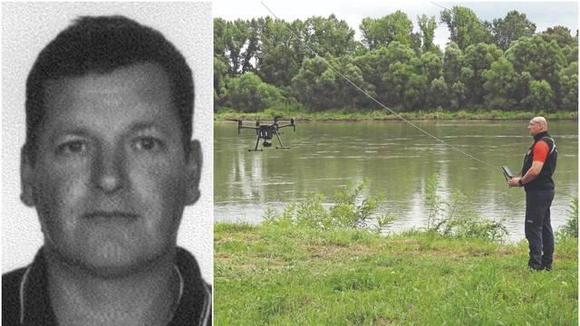 Policija je objavila fotografiju: Nestalog u Dravi traže i dronom