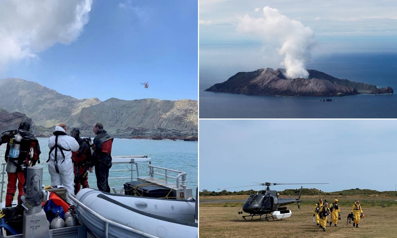 Identificirali sve žrtve erupcije vulkana na Novom Zelandu