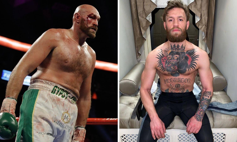 Tyson Fury u slobodnoj borbi: Conor će me trenirati za kavez
