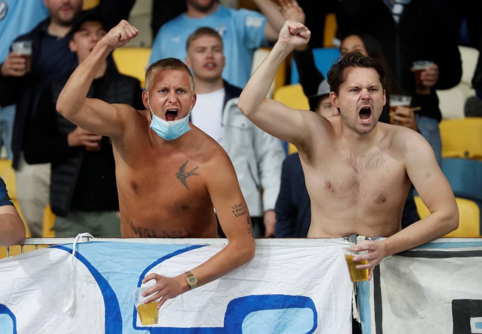 Europa League - Group B - Dynamo Kiev v Malmo FF