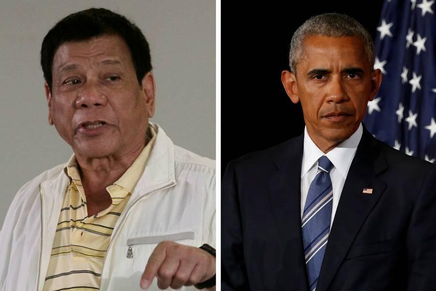 Filipinski predsjednik uvrijedio Obamu  pa onda izrazio žaljenje