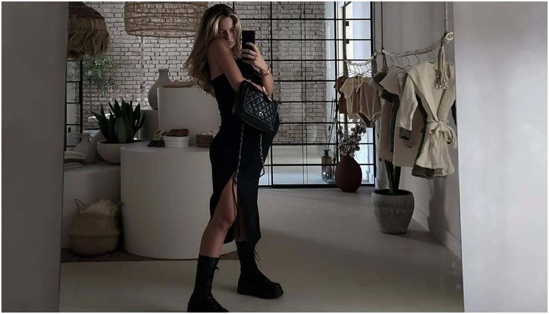 Počelo je odbrojavanje: Izabel u uskoj haljini istaknula trbuščić