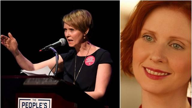 'Miranda' želi biti guvernerka: 'Stvari se trebaju promijeniti'