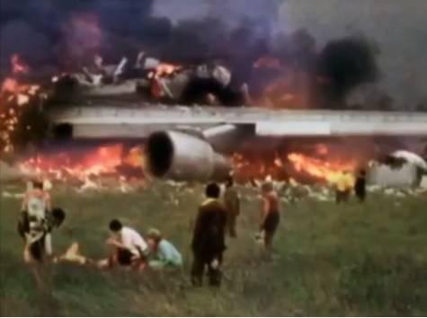 Sudarili se na pisti: Poginulo je 583 ljudi, preživjelo samo 61
