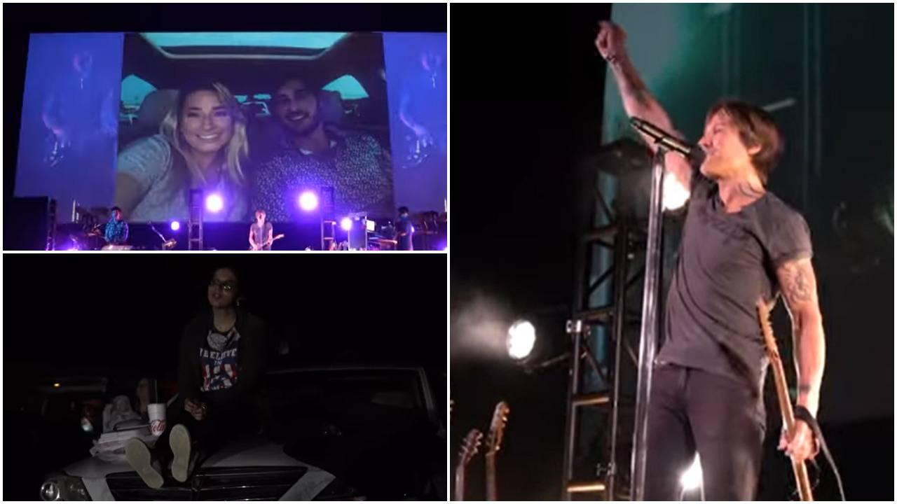 Prvi američki koncert u drive-in kinu: 'Bilo je jako zabavno'