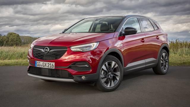 Opel s X faktorom: Isprobali smo najveći SUV Grandland X