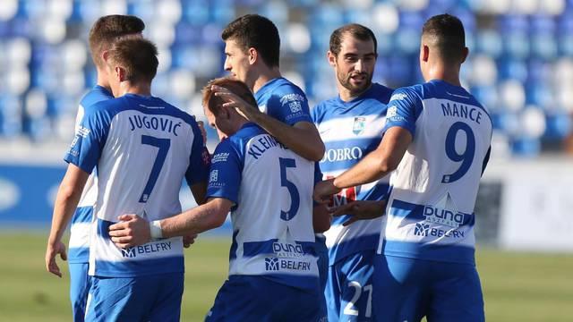 Osijek: Utakmica 08. kola HT Prve lige, NK Osijek - NK Varaždin