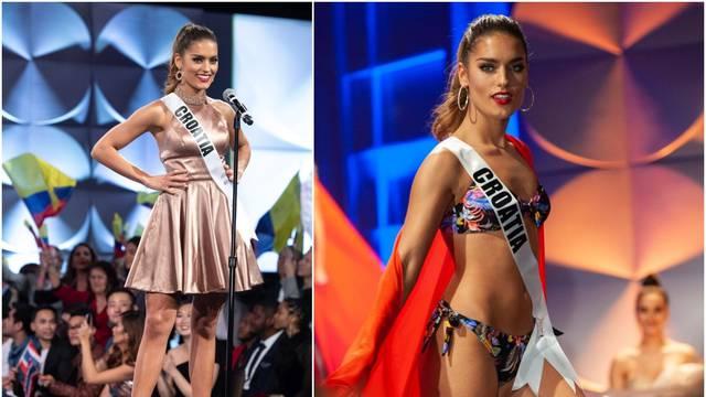 Miss Hrvatske oduševila svijet odgovorom o padu na pozornici
