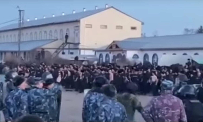 Sukobi i veliki požar u ruskom zatvoru: Preminuo zatvorenik