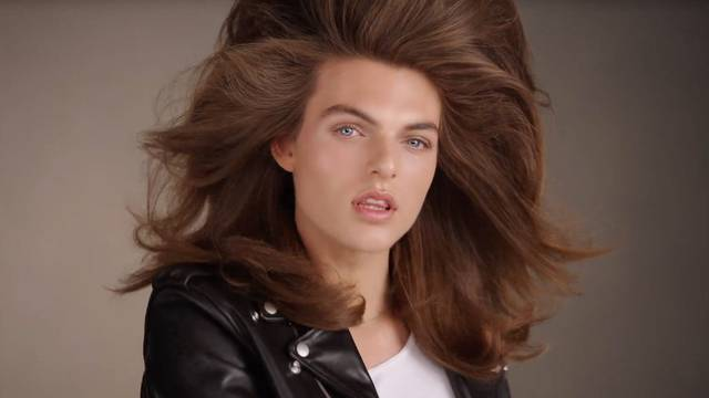 Liz Hurley's boy Damian proves to be a model son in skin care commercial