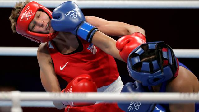 Boxing - Women's Featherweight - Last 32