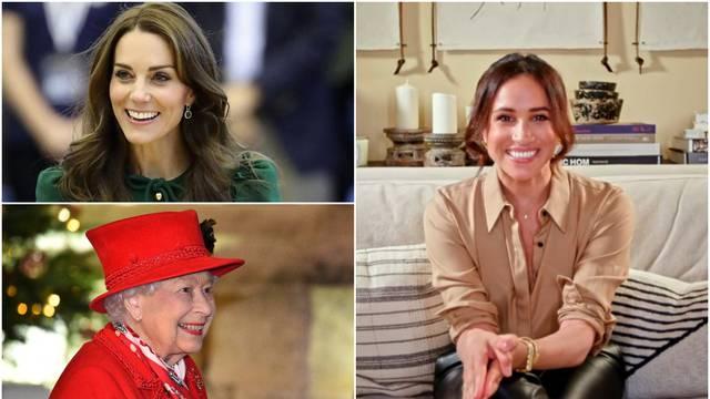 Meghan najpopularnija, slijede ju Kate pa kraljica Elizabeta