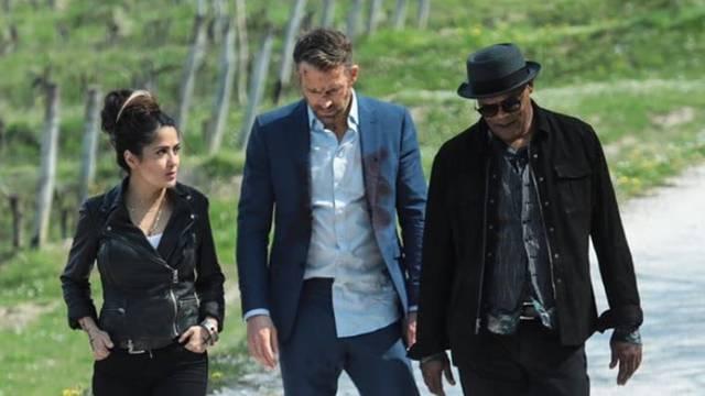 Izašao je trailer za film s Hayek, Reynoldsom i Jacksonom koji se snimao i u dijelovima Hrvatske
