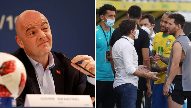 Predsjednik Fife o neviđenom cirkusu u Brazilu: To je ludost!