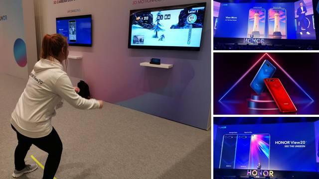Uz novi Honor View 20  i vaše tijelo postaje kontroler za igre