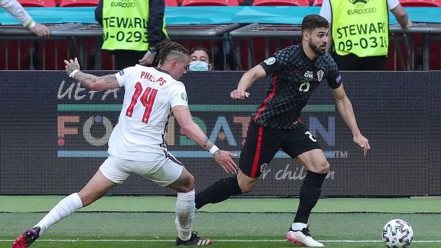 UEFA Europsko prvenstvo 2020, Engleska - Hrvatska