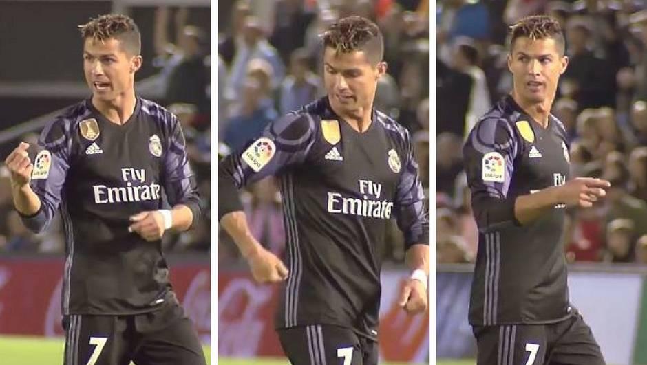Gdje su pare?! Ronaldo sumnja da su igrači Celte 'podmazani'