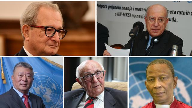 Tko im je sudio? Suci iz Kine, Malte, Afrike, Italije i SAD-a