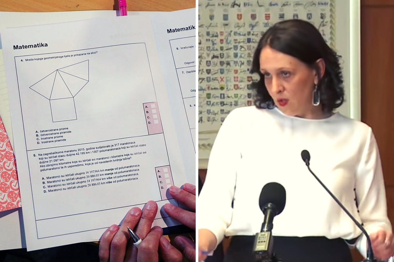 Gospić: Prepisivali maturu iz matematike dok ih je 'pazila' prof. hrvatskog i HDZ-ovka...