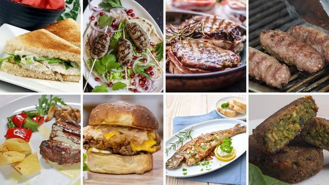 20 odličnih recepata za meso, ribu i povrće s roštilja - prefino