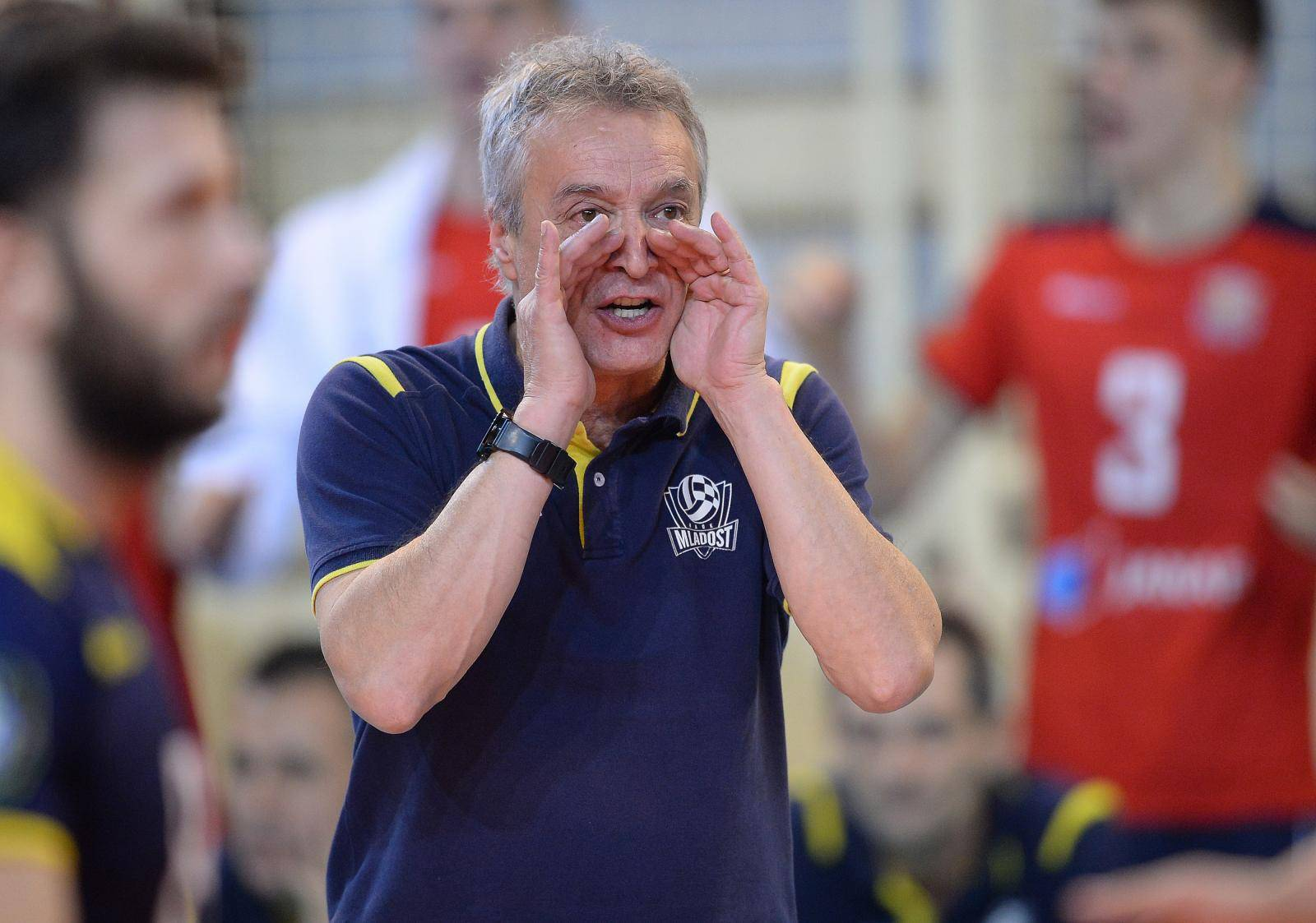 Odbojkaši Mladosti protiv Benfice u 3. pretkolu Lige prvaka