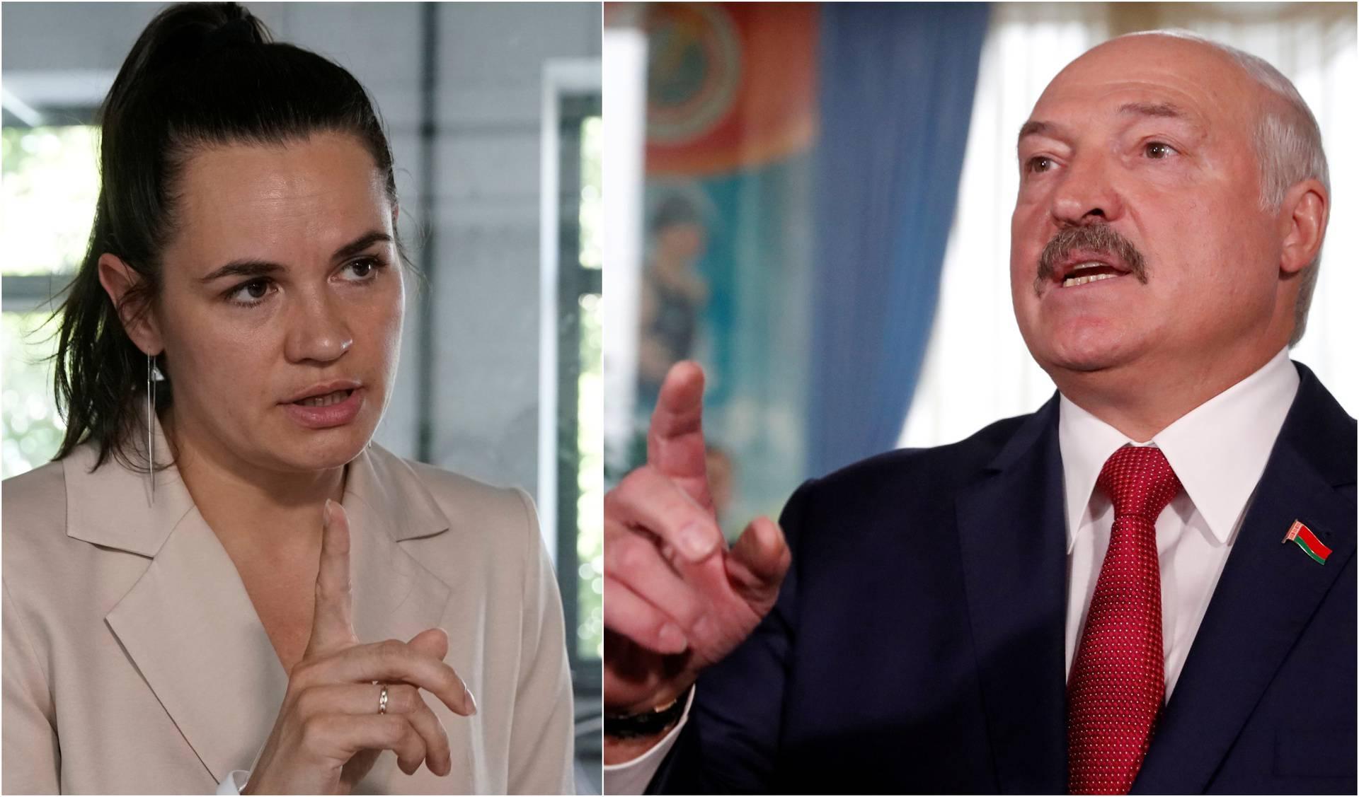 Bjelorusija održava izbore: Lukašenka izaziva profesorica