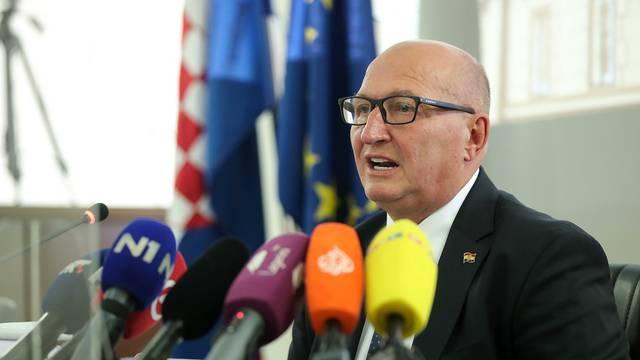 Zagreb: Šeparović o ustavnosti zakona o ovlastima Stožera civilne zaštite