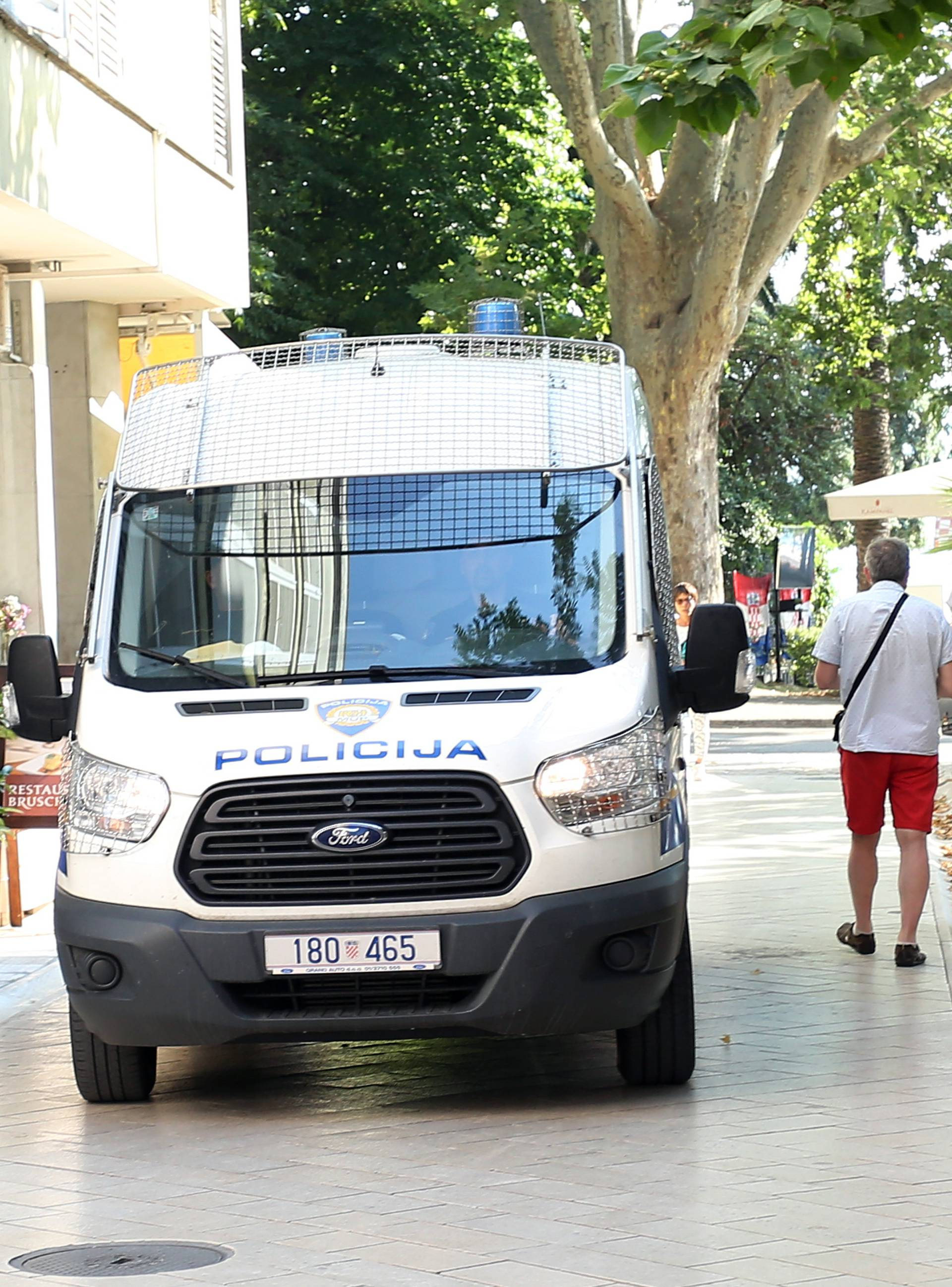 Dva bombaša iz Zadra će na mjesec dana u istražni zatvor
