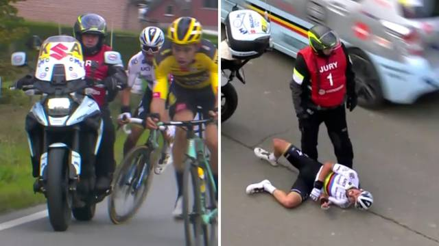 Užasna ozljeda prvaka svijeta: Slomio je ruku i vrištao od boli
