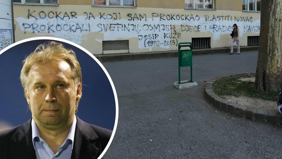 Legendarni trener Josip Kuže dobiva ulicu ili trg u Zagrebu?!