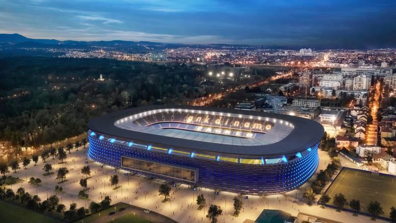 Može li Dinamo sam sagraditi stadion, neka Zagreb da papire
