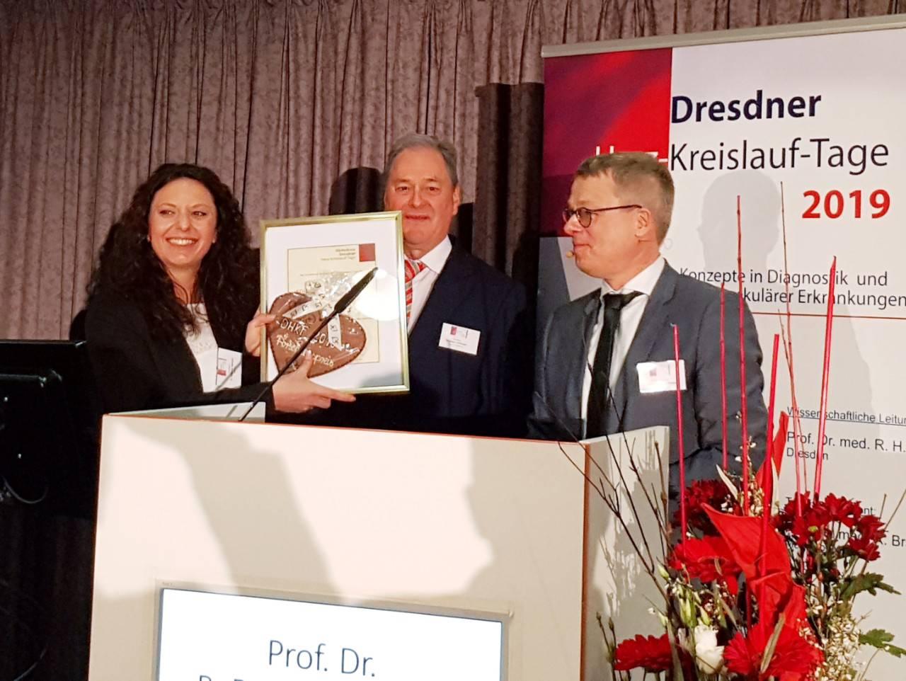 Najmlađu doktoricu znanosti u Hrvatskoj nagradili su Nijemci