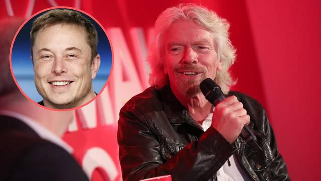 Branson: Ljubomoran sam na Muska, no i mi idemo u misiju!