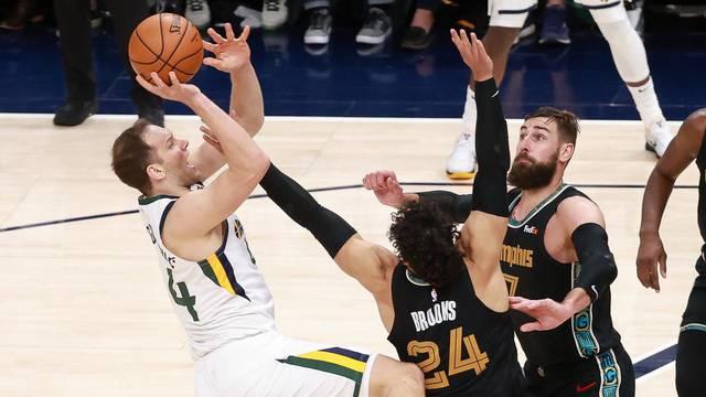 NBA: Playoffs-Memphis Grizzlies at Utah Jazz