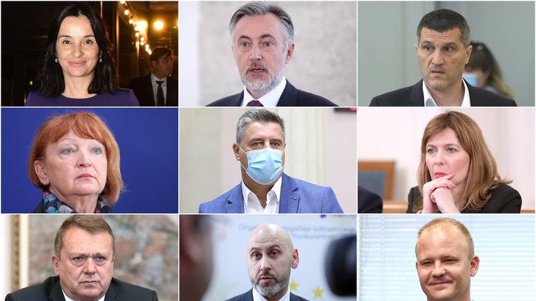 Sjednica odbora za nacionalnu (ne)sigurnost žarište korone: Tko je sve morao u izolaciju?