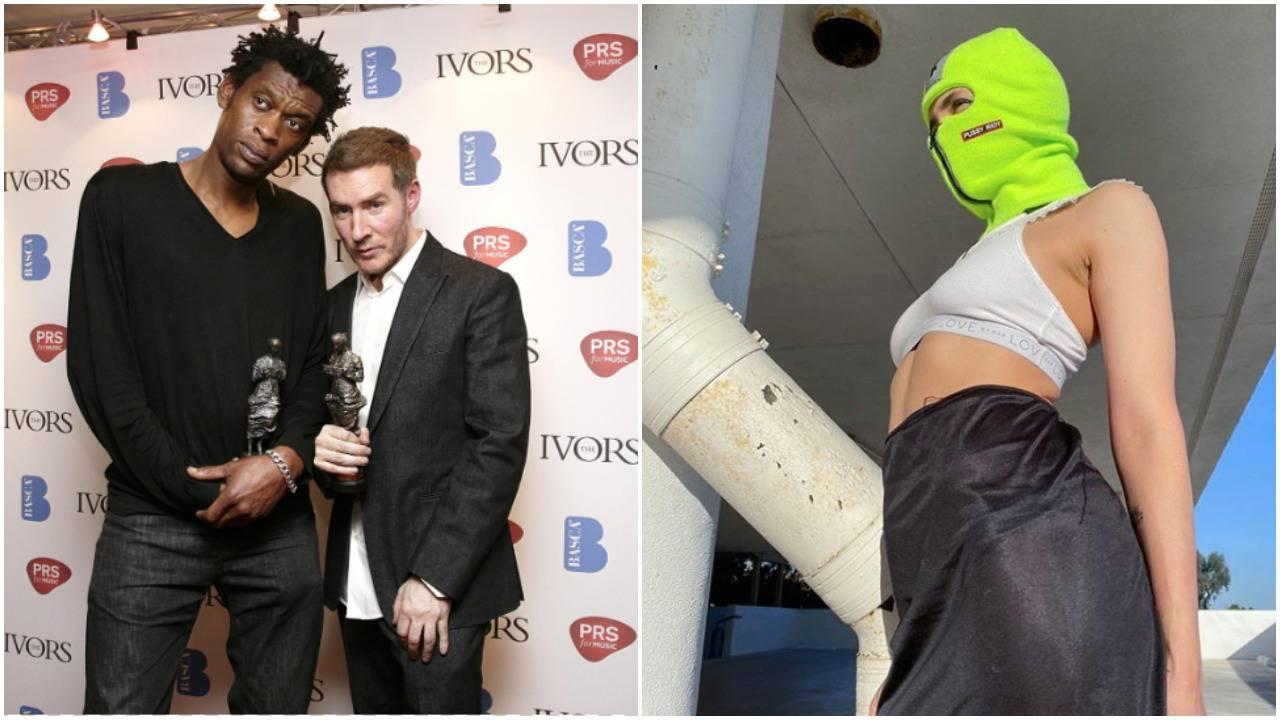 Massive Attack i Pussy Riot pomažu u borbi s koronom...