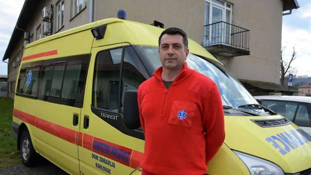 Vozač saniteta: 'Štrajk će trajati sve do ispunjenja naših uvjeta'