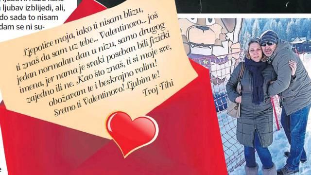 Pravi ljubavni oglas: Ljepotice moja, s tobom mi je svaki dan Valentinovo! Beskrajno te volim