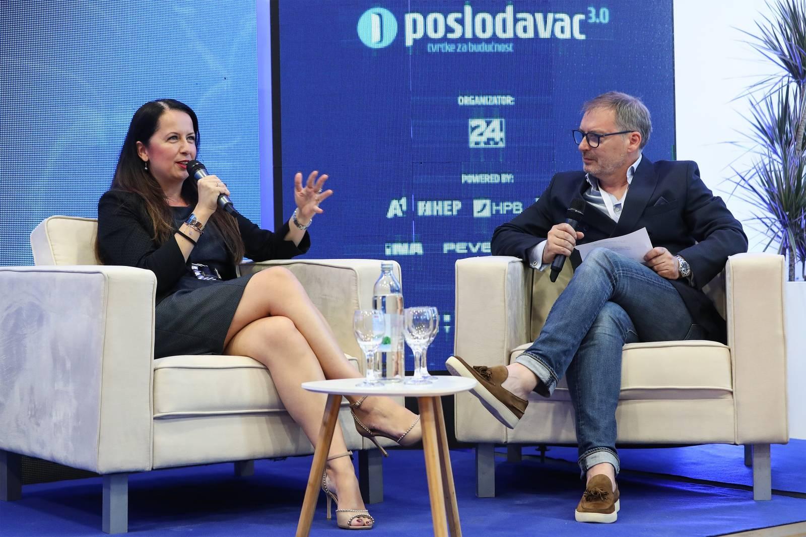 Zagreb: Predavanje Irene Webwen na konferenciji Poslodavac 3.0