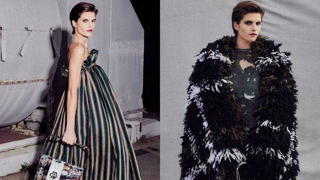 Američki umjetnik Sterling Ruby donosi modnu art avangardu