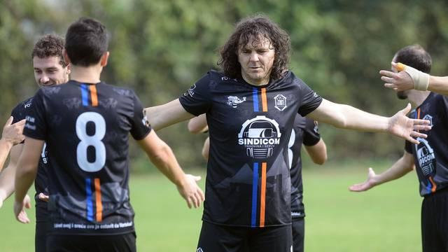 Sraćinec: Veldin Karić na utakmici 4. nogometne lige